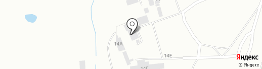 Мет-Ойл на карте Копейска
