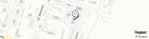 Центр помощи детям оставшимся без попечения родителей, МБУ на карте Копейска
