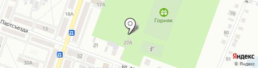 СДЮСШОР по боксу по Копейскому городскому округу на карте Копейска