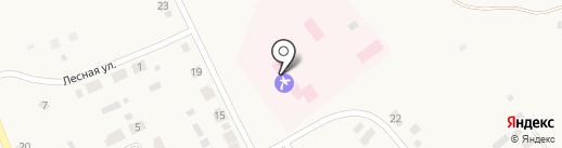 Челябинский областной центр реабилитации на карте Мирного