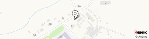 Продуктовый магазин на карте Мирного