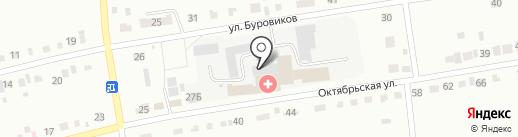 Почтовое отделение №21 на карте Копейска