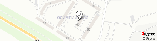Леком на карте Каменска-Уральского