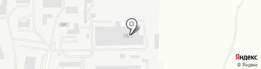 МетОбработка на карте Каменска-Уральского