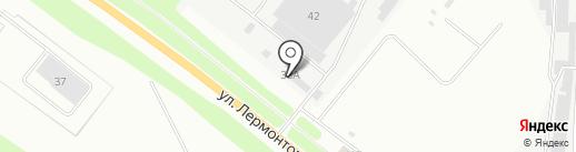 КаменскСпецодежда на карте Каменска-Уральского