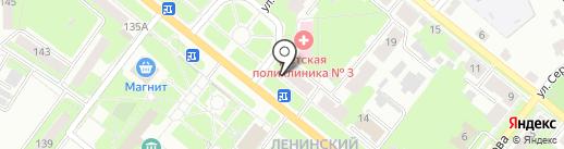Сантехника на карте Каменска-Уральского