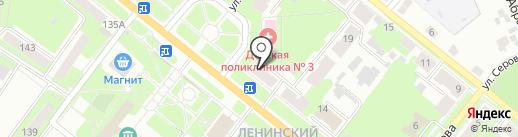 Стройкрепеж на карте Каменска-Уральского