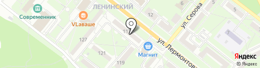 ART-FOTOCLUB на карте Каменска-Уральского