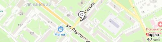 Православная ритуальная служба на карте Каменска-Уральского