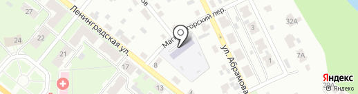 Детский сад №52 на карте Каменска-Уральского