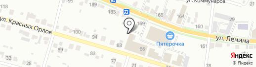 Авто-спец на карте Каменска-Уральского