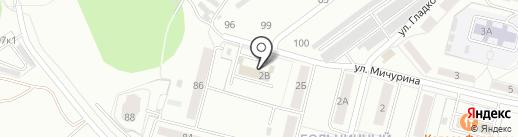 КТК на карте Каменска-Уральского