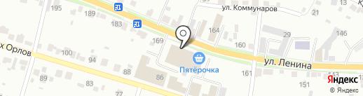 УралСельМаш на карте Каменска-Уральского