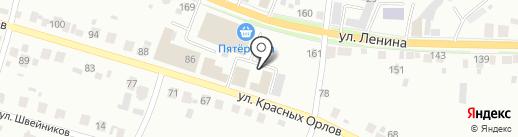 Клуб восточных единоборств на карте Каменска-Уральского