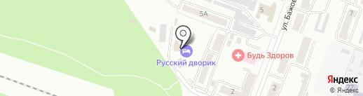 AvtoDetalEkb на карте Каменска-Уральского
