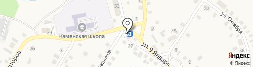 Продуктовый магазин на карте Позарихи