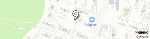 Отделение по исполнению административного законодательства на карте Каменска-Уральского