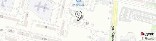 Советская 2, ТСЖ на карте Каменска-Уральского