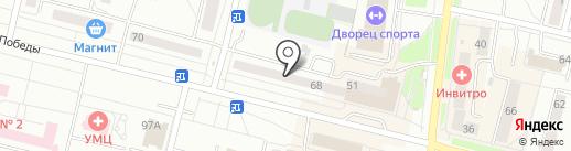 Отдел Медицинской Техники на карте Каменска-Уральского