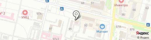 Банкомат, Сбербанк, ПАО на карте Каменска-Уральского