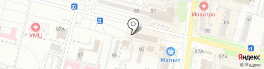 9 ОСТРОВОВ на карте Каменска-Уральского