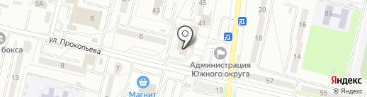 Государственный архив Свердловской области на карте Каменска-Уральского