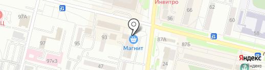 Кулинария на карте Каменска-Уральского