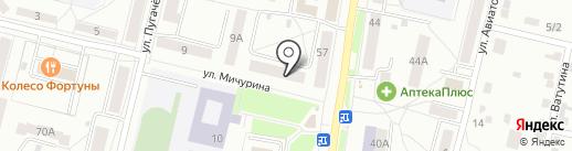 ИграЛэнд на карте Каменска-Уральского