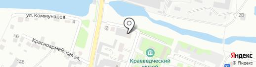 Автолайн.Партс на карте Каменска-Уральского