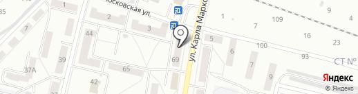 Мой Стиль на карте Каменска-Уральского
