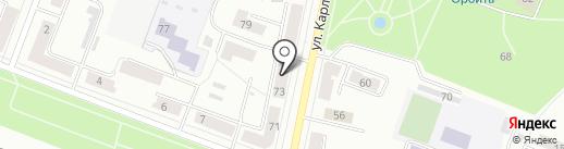 Beerdrive на карте Каменска-Уральского