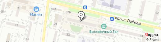 Lorena на карте Каменска-Уральского