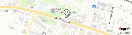 Уральская металлургическая компания на карте Каменска-Уральского