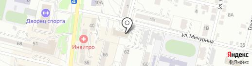 ORDER на карте Каменска-Уральского