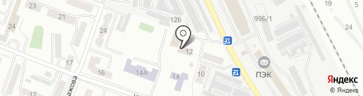 УФМС на карте Каменска-Уральского