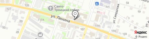 Компания по производству памятников на карте Каменска-Уральского