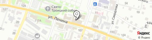 500 одежек на карте Каменска-Уральского