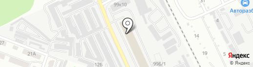МЕТА-Екатеринбург на карте Каменска-Уральского