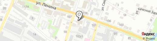 МЕДВЕДЬ на карте Каменска-Уральского