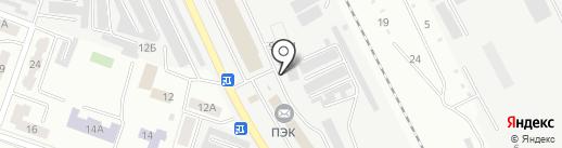 АвтоСпец на карте Каменска-Уральского