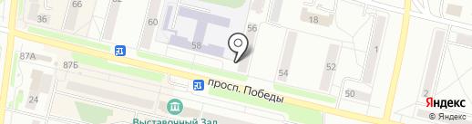 Интерио на карте Каменска-Уральского