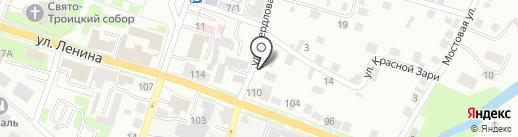 Уралпак на карте Каменска-Уральского