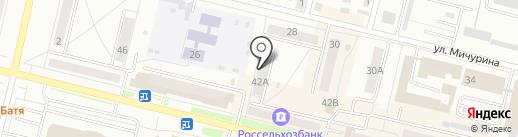 Блеск на карте Каменска-Уральского