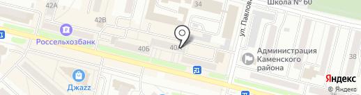 Diva на карте Каменска-Уральского