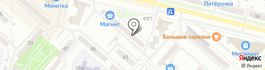 Мадина на карте Каменска-Уральского