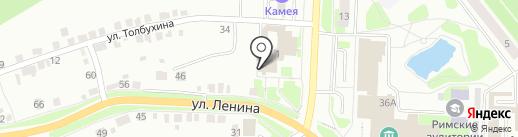 Центр занятости населения на карте Каменска-Уральского