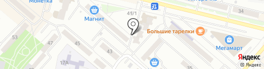 Медтехника на карте Каменска-Уральского