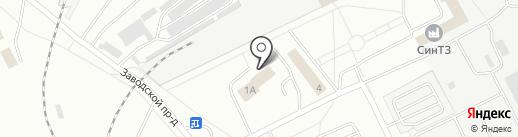Сибирское купеческое товарищество на карте Каменска-Уральского