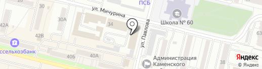 Добрая мебель на карте Каменска-Уральского