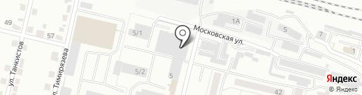 Триада авто на карте Каменска-Уральского